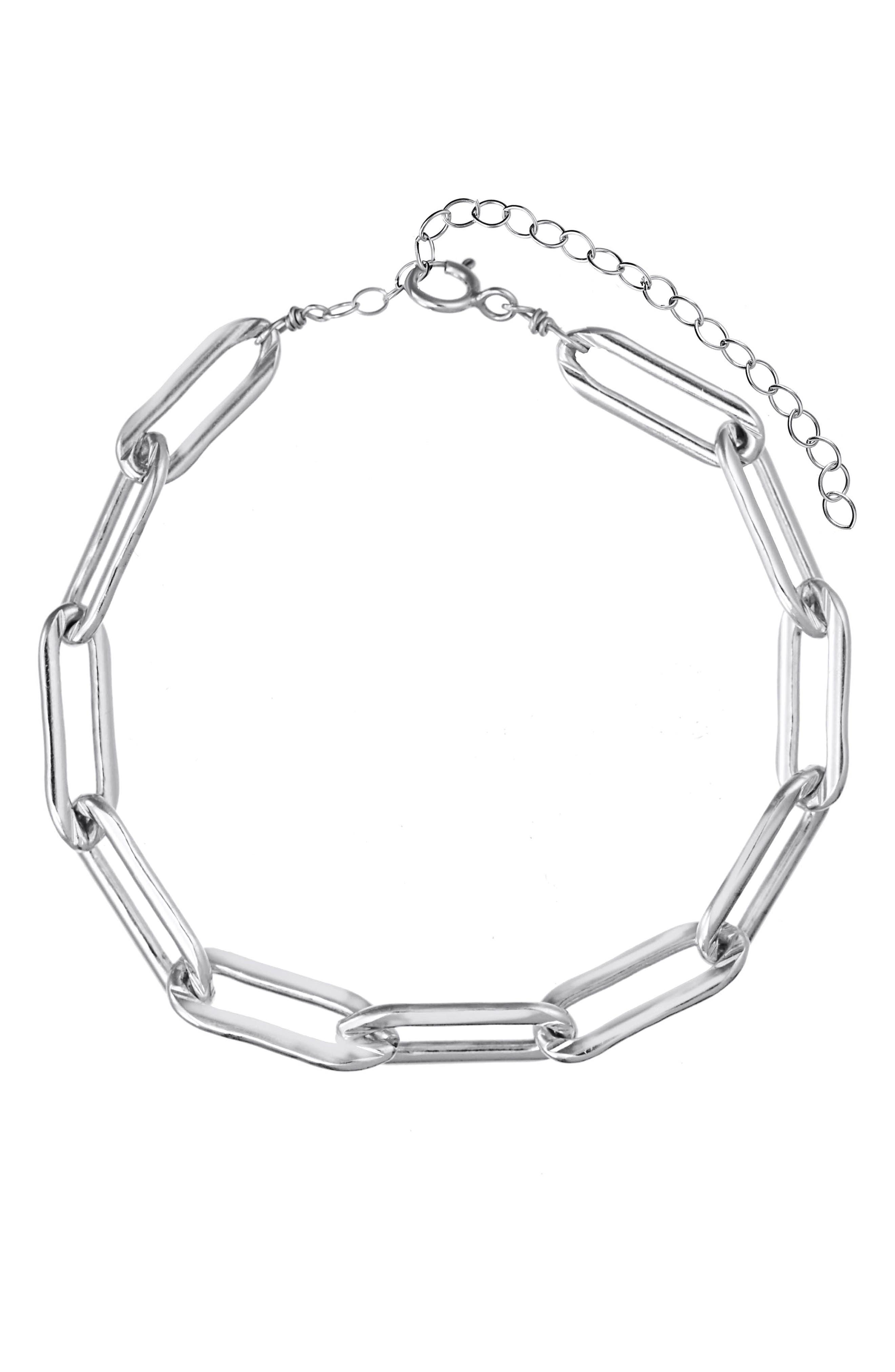 Lele Chain Link Bracelet