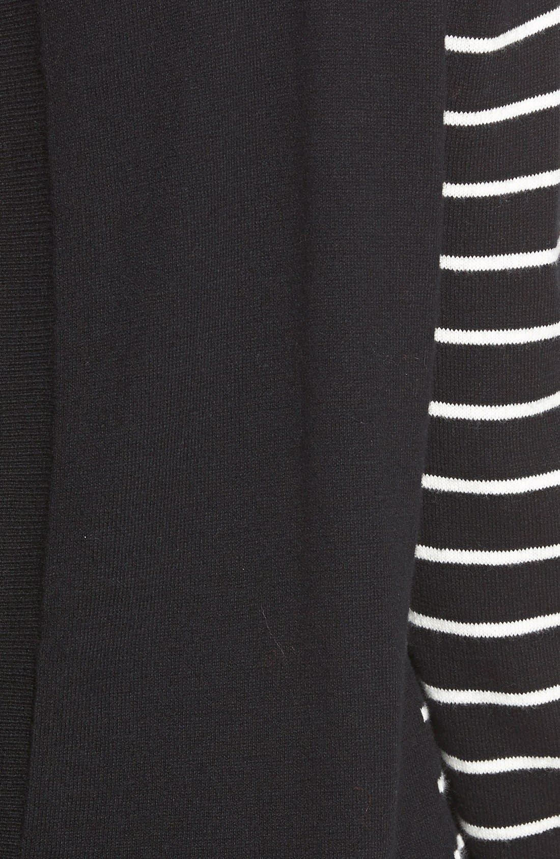 ,                             Twisted Back Pullover,                             Alternate thumbnail 2, color,                             001
