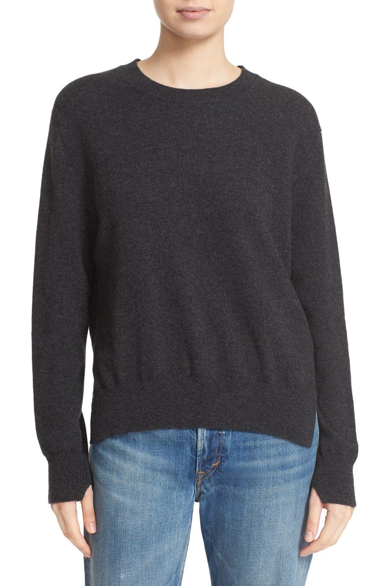 VINCE Crewneck Cashmere Sweater, Main, color, 064