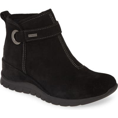 Bionica Ocala Waterproof Bootie- Black