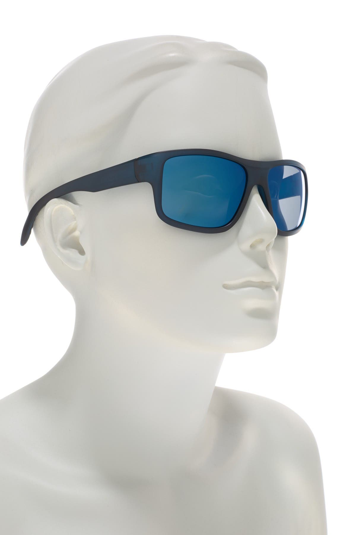 Image of Cole Haan 57mm Sports Square Sunglasses