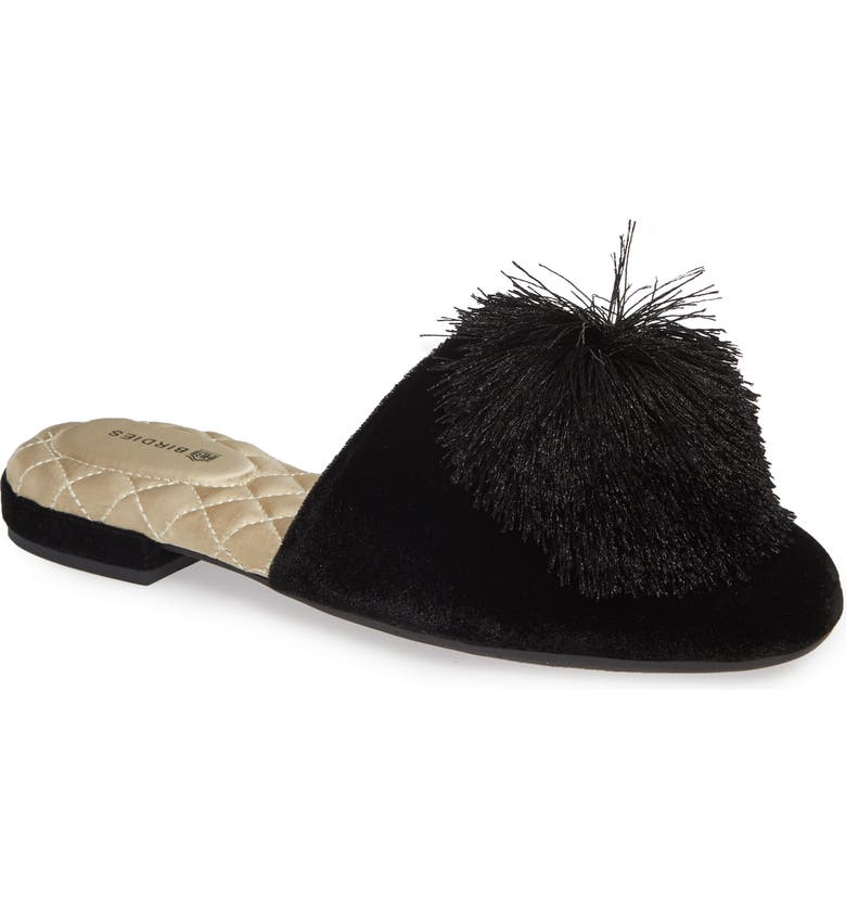 BIRDIES The Songbird Mule, Main, color, BLACK VELVET