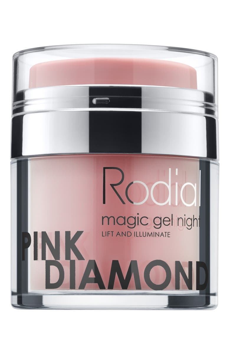 SPACE NK Apothecary Rodial Pink Diamond Magic Gel Night Cream