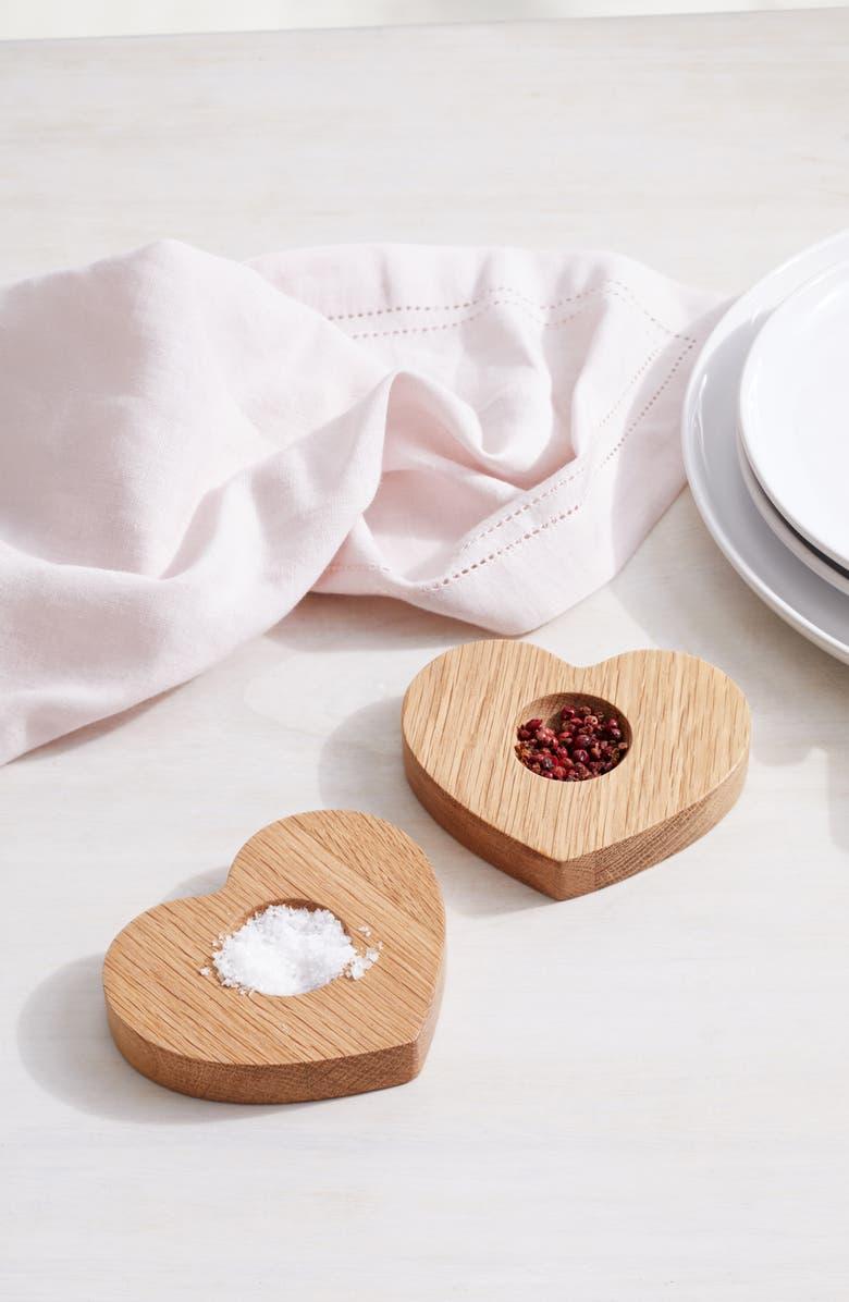 THE WHITE COMPANY Heart Oak Egg Board, Main, color, NATURAL