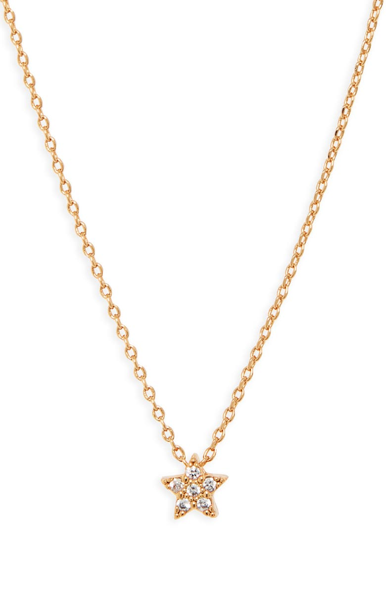 Uncommon James By Kristin Cavallari Little Star Pendant Necklace