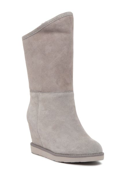 Image of Australia Luxe Collective Cosy Genuine Sheepskin Wedge Boot