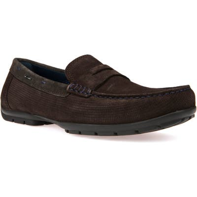 Geox Monet 2Fit Moccasin, Brown
