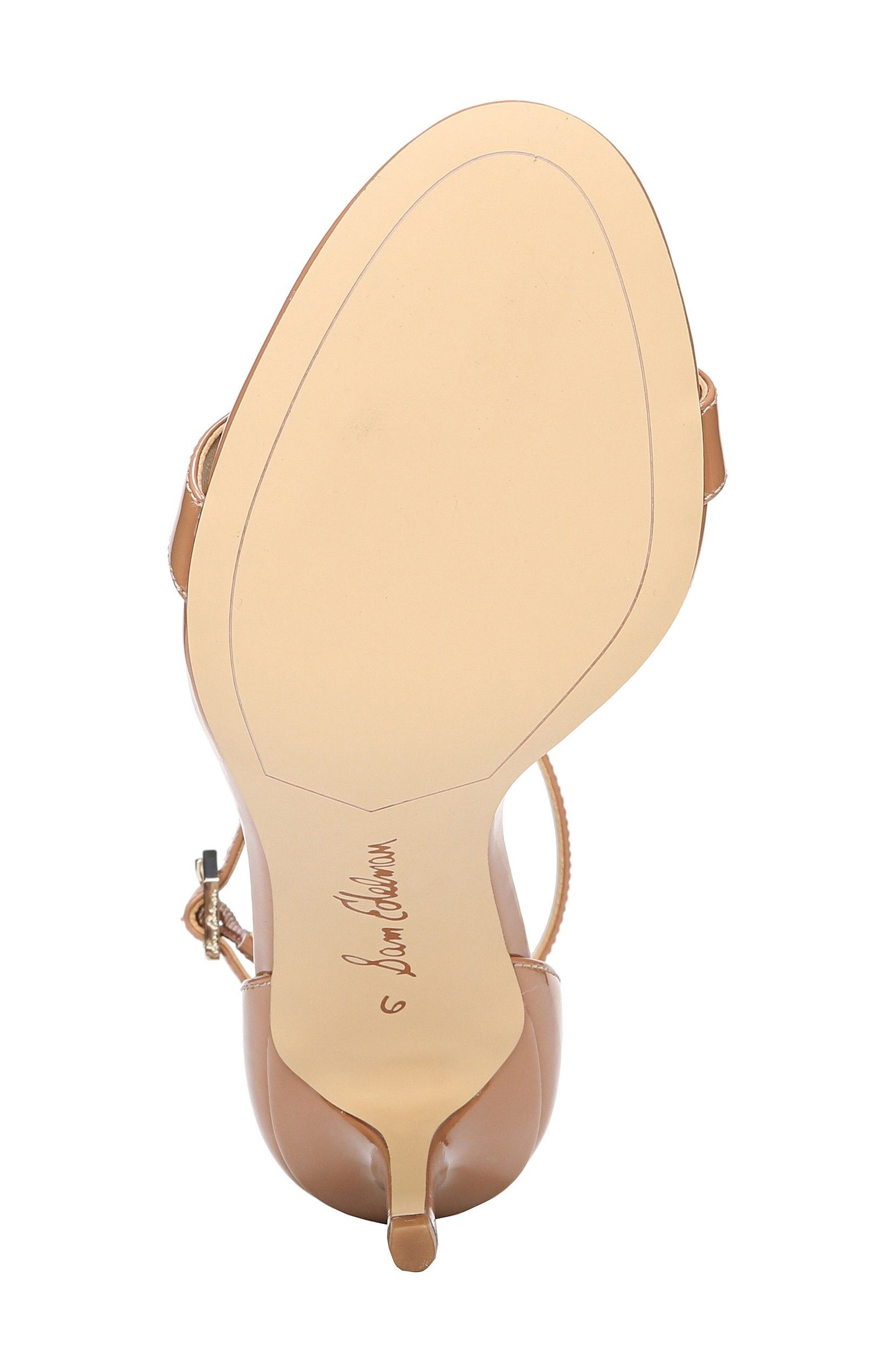 ,                             'Patti' Ankle Strap Sandal,                             Alternate thumbnail 193, color,                             257