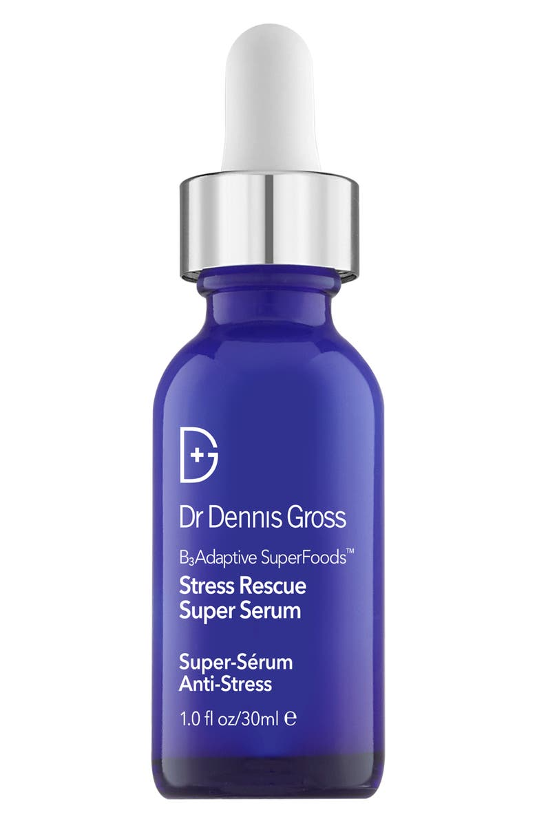 DR. DENNIS GROSS Skincare B3 Adaptive Superfoods<sup>™</sup> Stress Rescue Super Serum, Main, color, NO COLOR