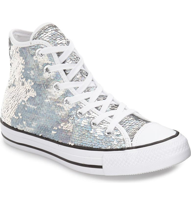 c3b3b6614c07 Converse Chuck Taylor® All Star® 'Holiday Party' Sequin High Top ...