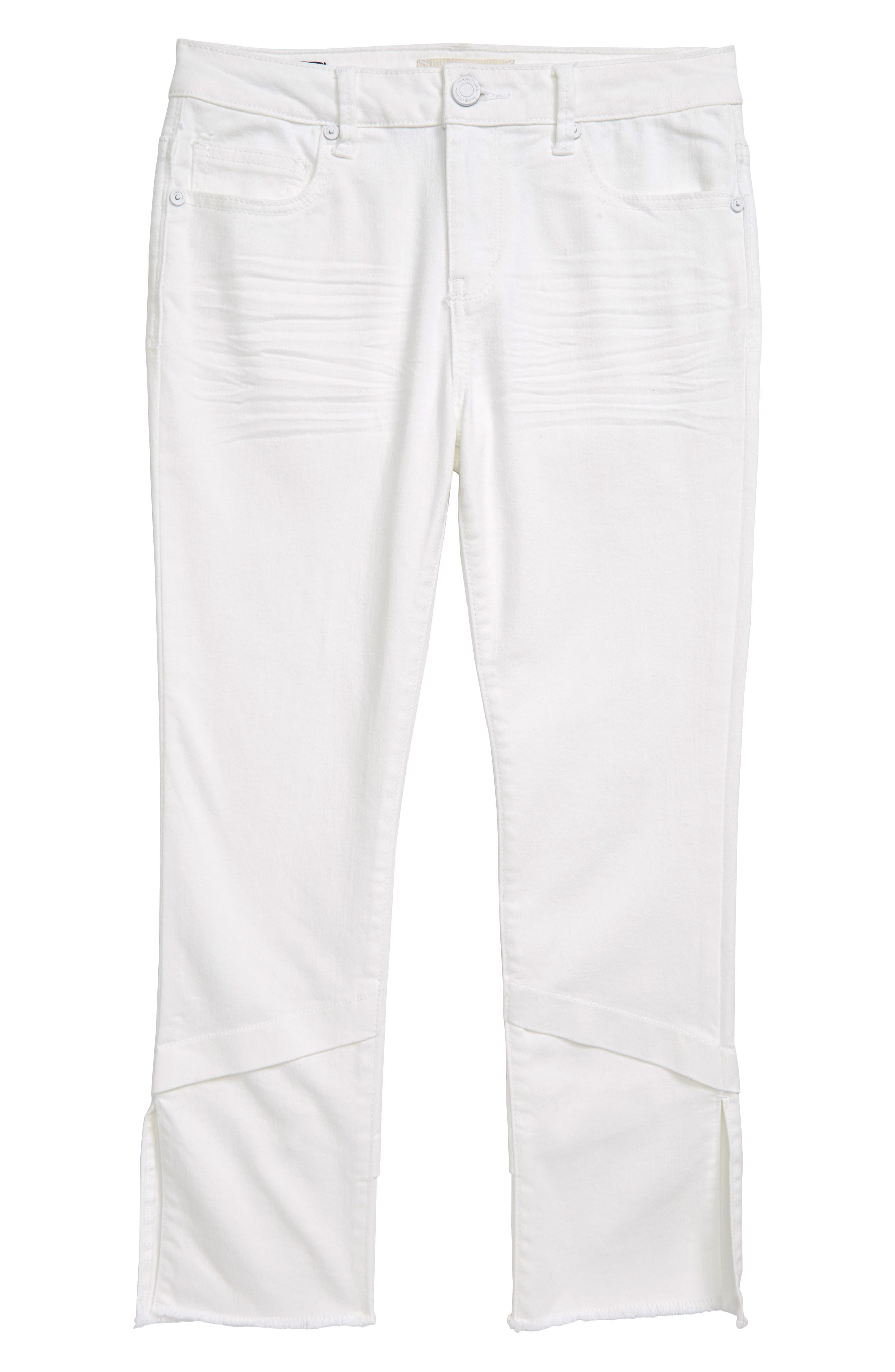 Girls Habitual Girl June Twill Ankle Pants