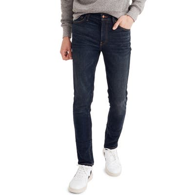 Madewell Skinny Fit Jeans, Blue
