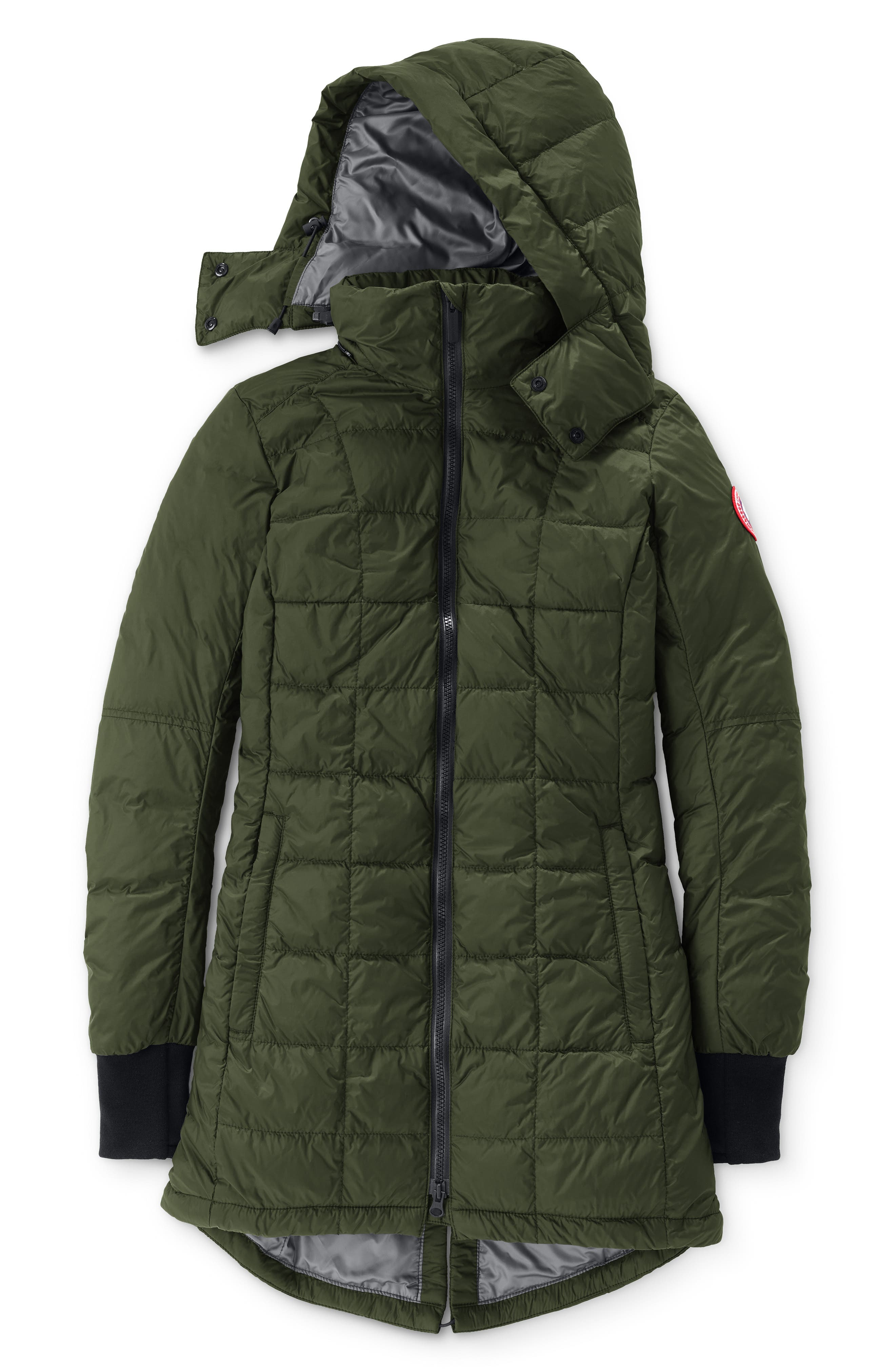 Canada Goose Ellison Packable Down Jacket, (0) - Green