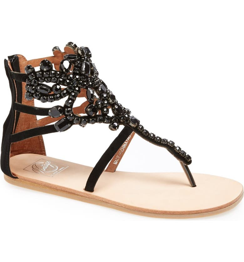 JEFFREY CAMPBELL 'Prizzy' Sandal, Main, color, 018