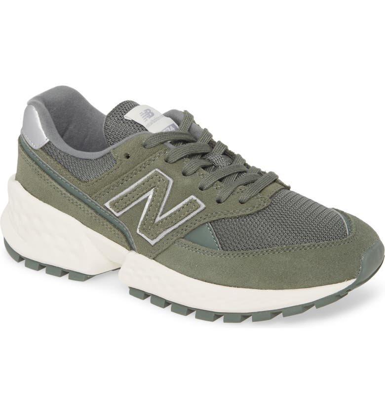 NEW BALANCE 574 Sport Sneaker, Main, color, GREEN