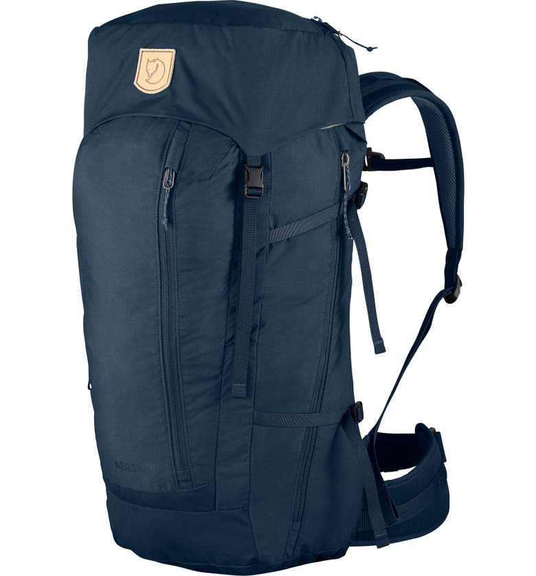 FJÄLLRÄVEN Abisko 35 Hiking Backpack, Main, color, NAVY