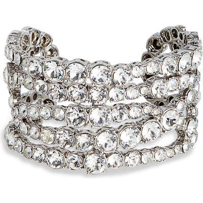 St. John Collection Degrade Swarovski Crystal Cuff