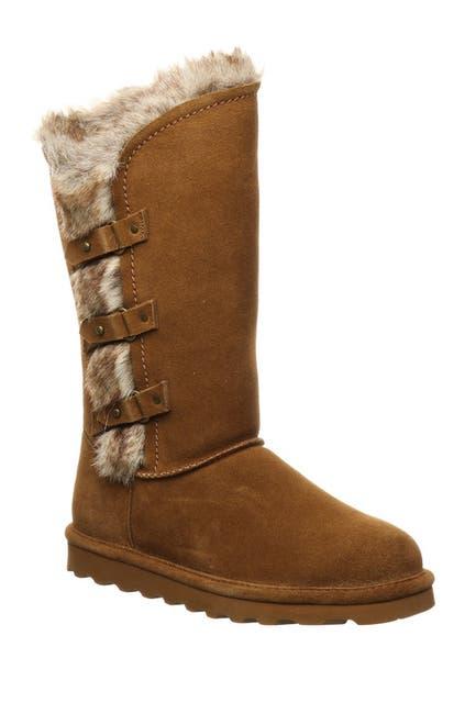 Image of BEARPAW Emery Faux Fur Boot