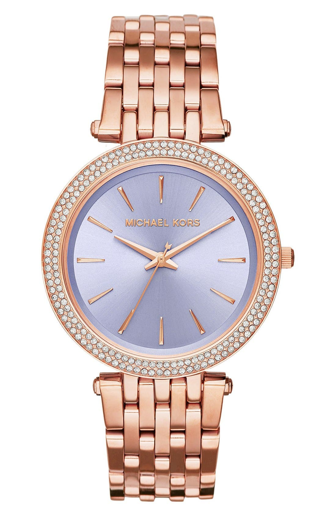 ,                             'Darci' Round Bracelet Watch, 39mm,                             Main thumbnail 67, color,                             716