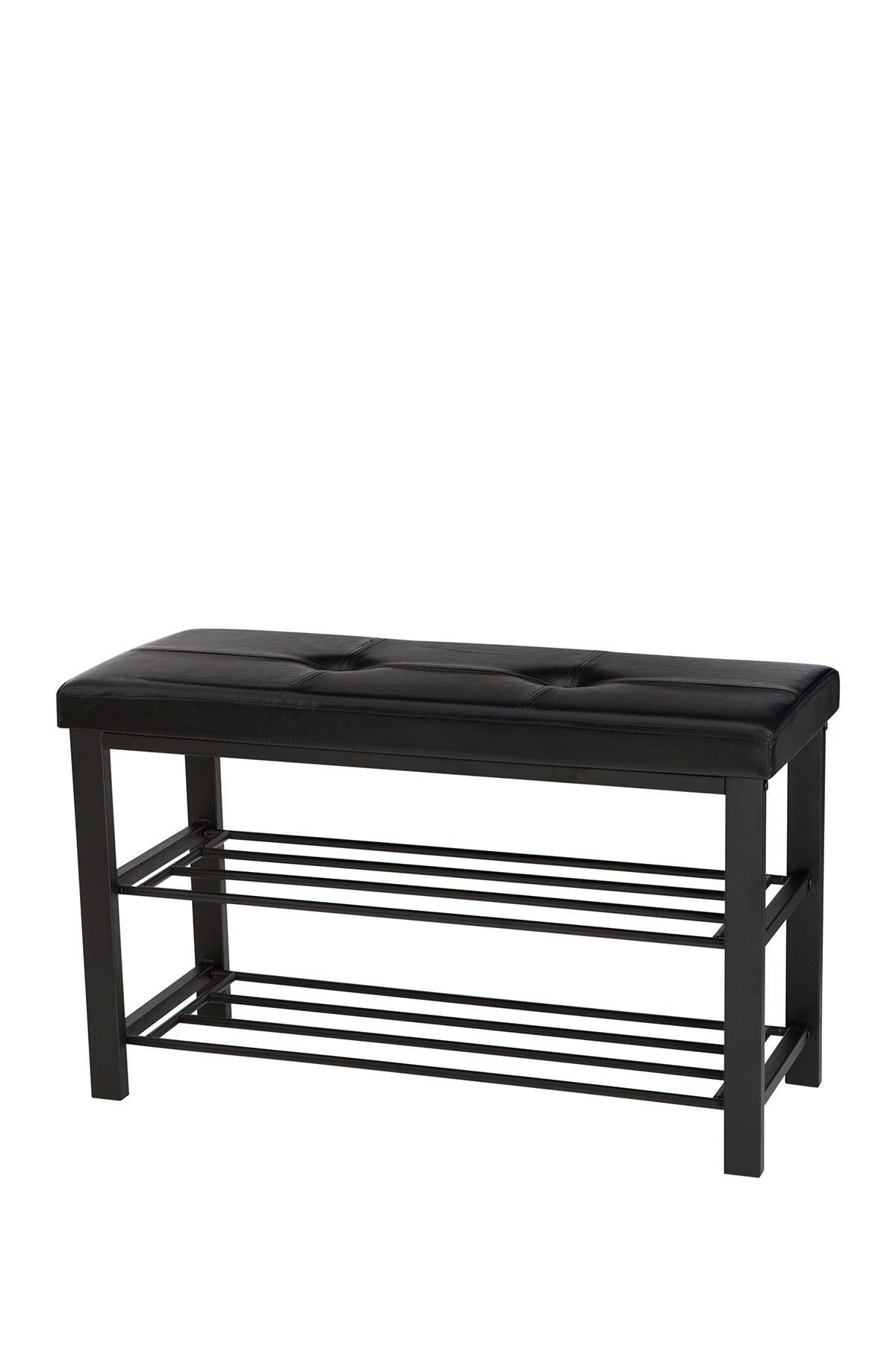 Picture of: Kennedy International Inc Black Entryway Shoe Storage Bench Nordstrom Rack