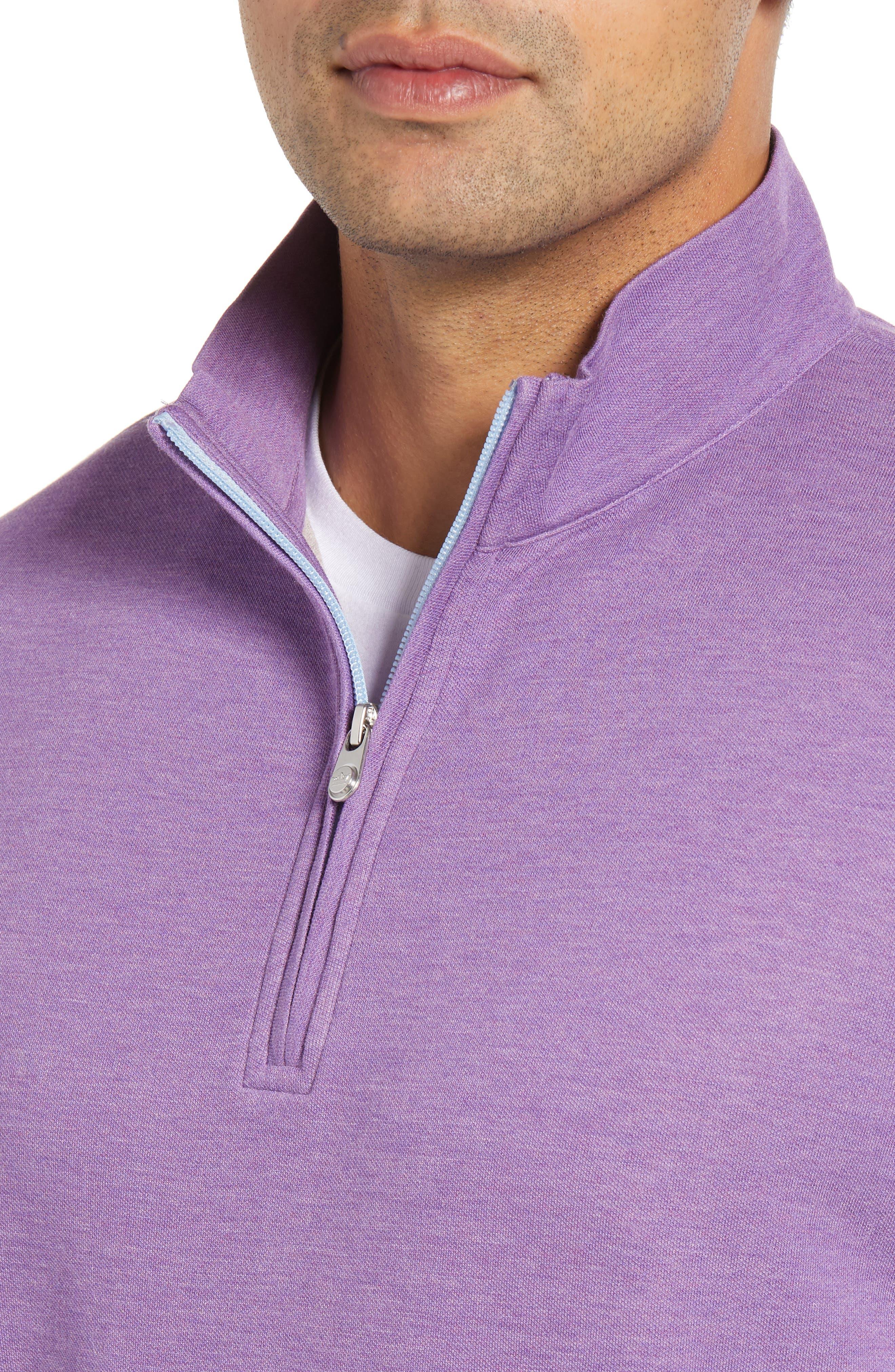 Peter Millar Tops Quarter Zip Pullover