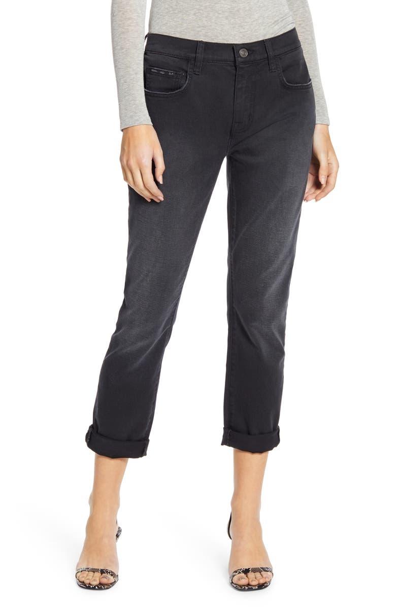 CURRENT/ELLIOTT The Fling Jeans, Main, color, 001