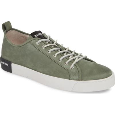 Blackstone Pm66 Low Top Sneaker, Green
