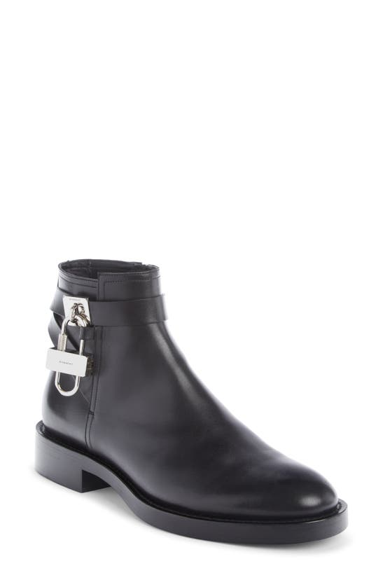Givenchy Boots LOCK BOOT