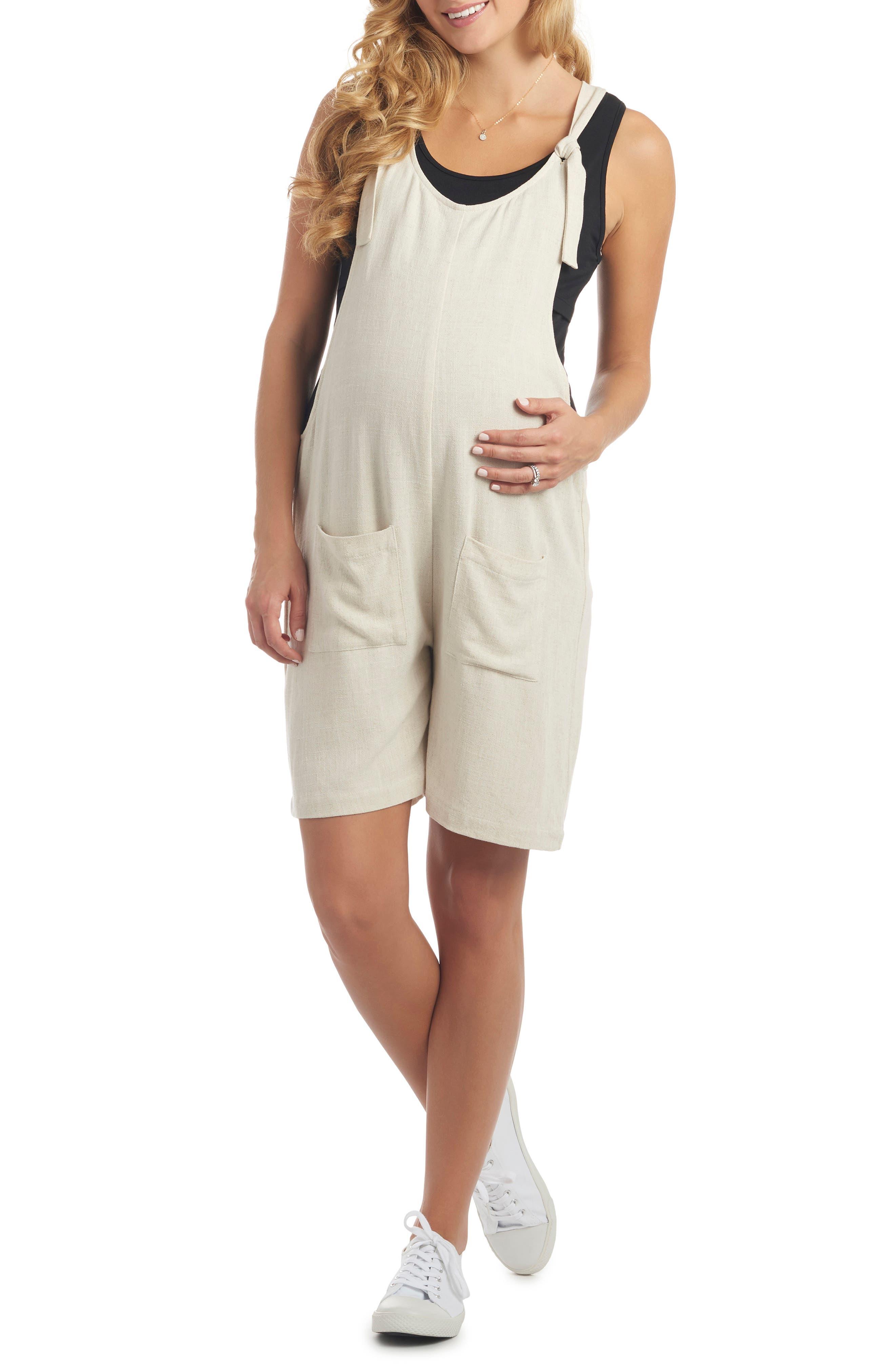 Jodi Maternity Shortalls