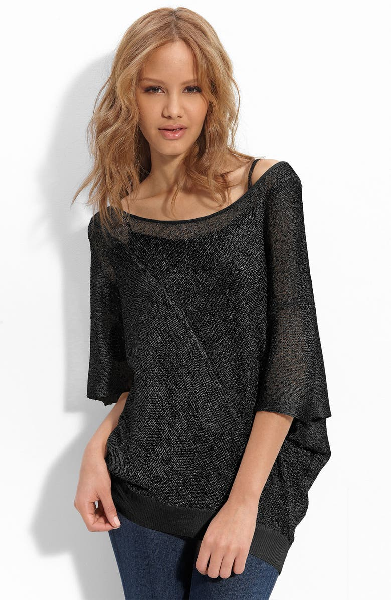 MATTY M Sequin Sweater, Main, color, 001