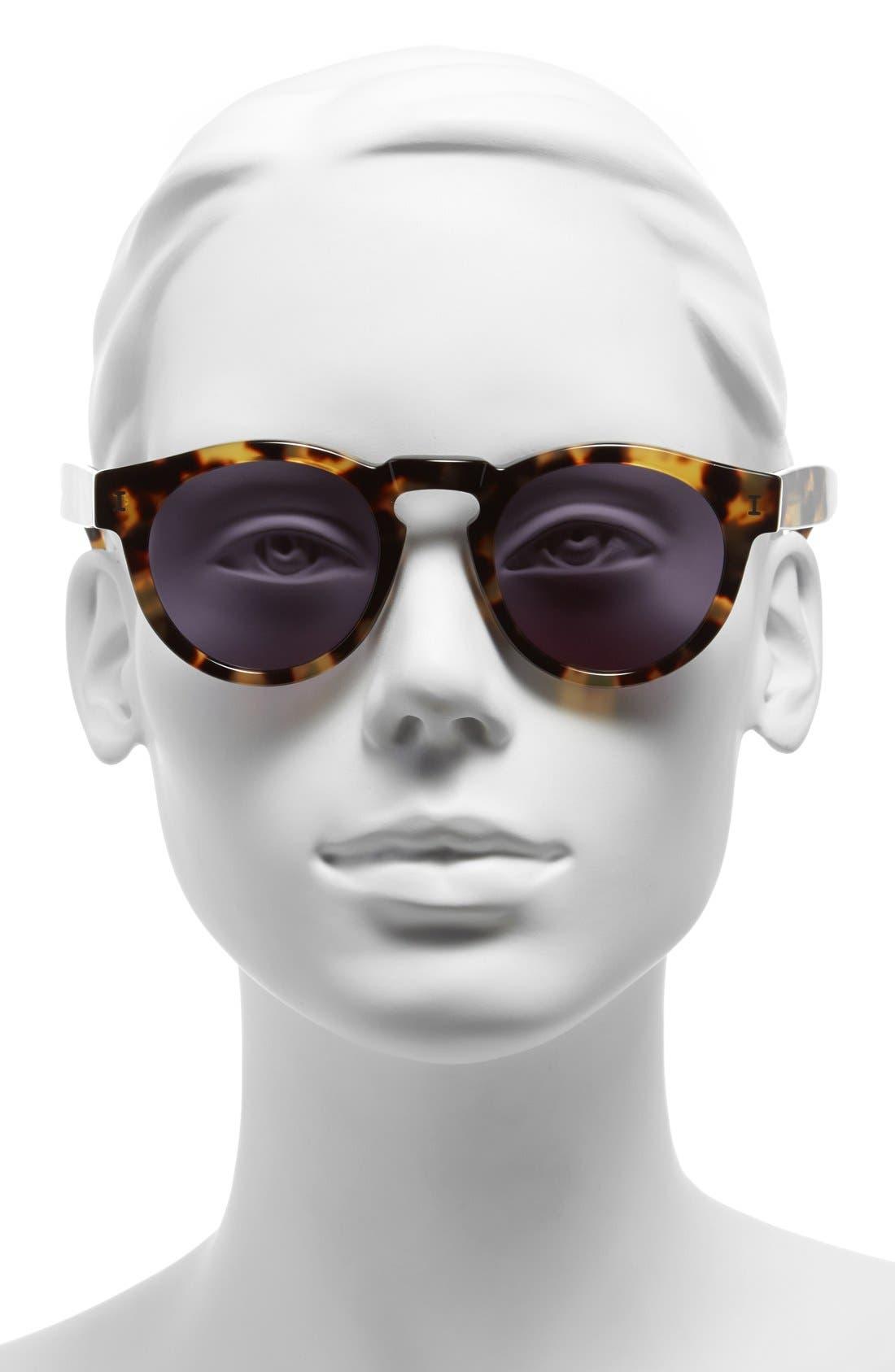 ,                             'Leonard' 47mm Sunglasses,                             Alternate thumbnail 72, color,                             202