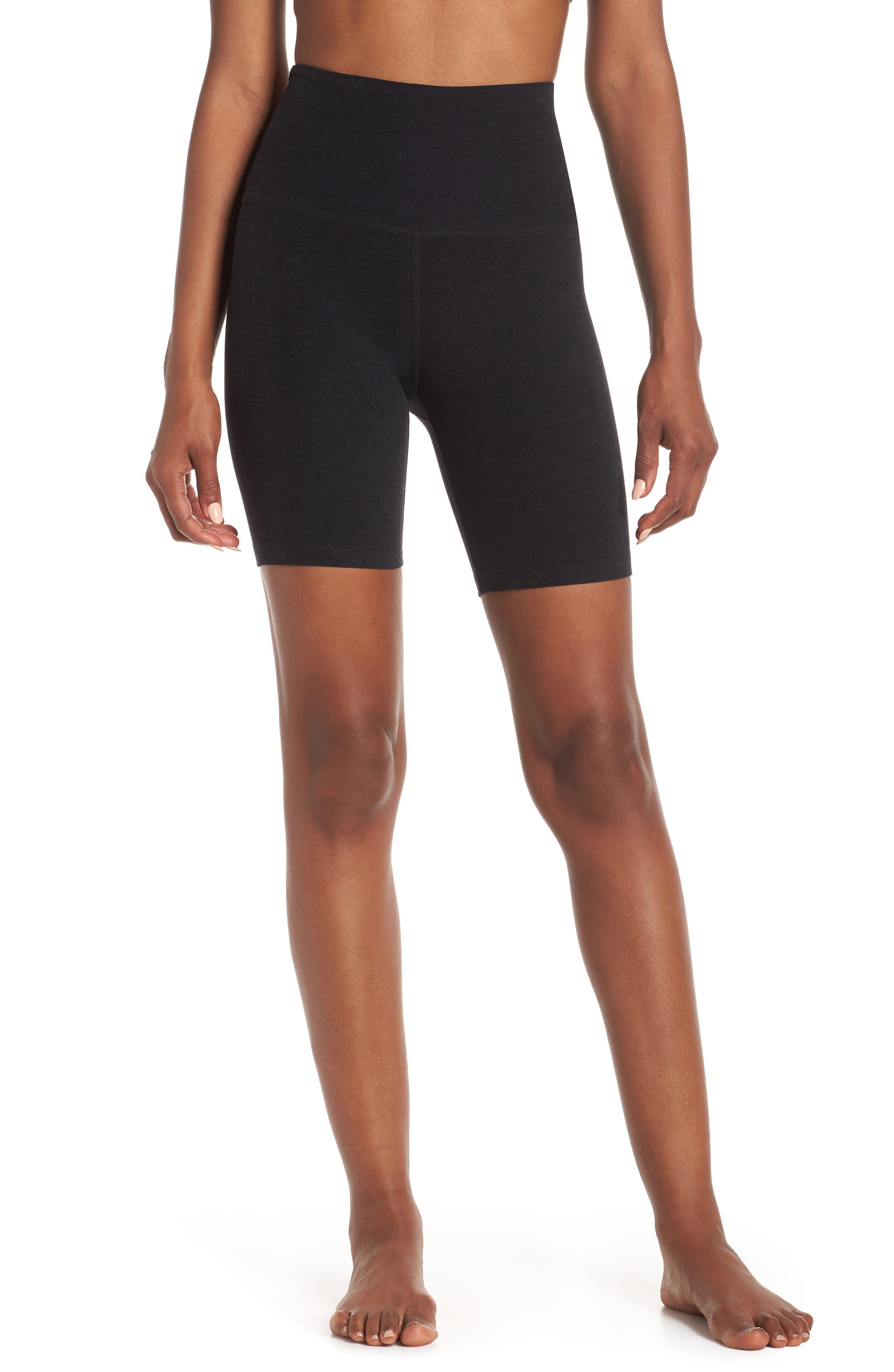 Women's Beyond Yoga High Waist Biker Shorts