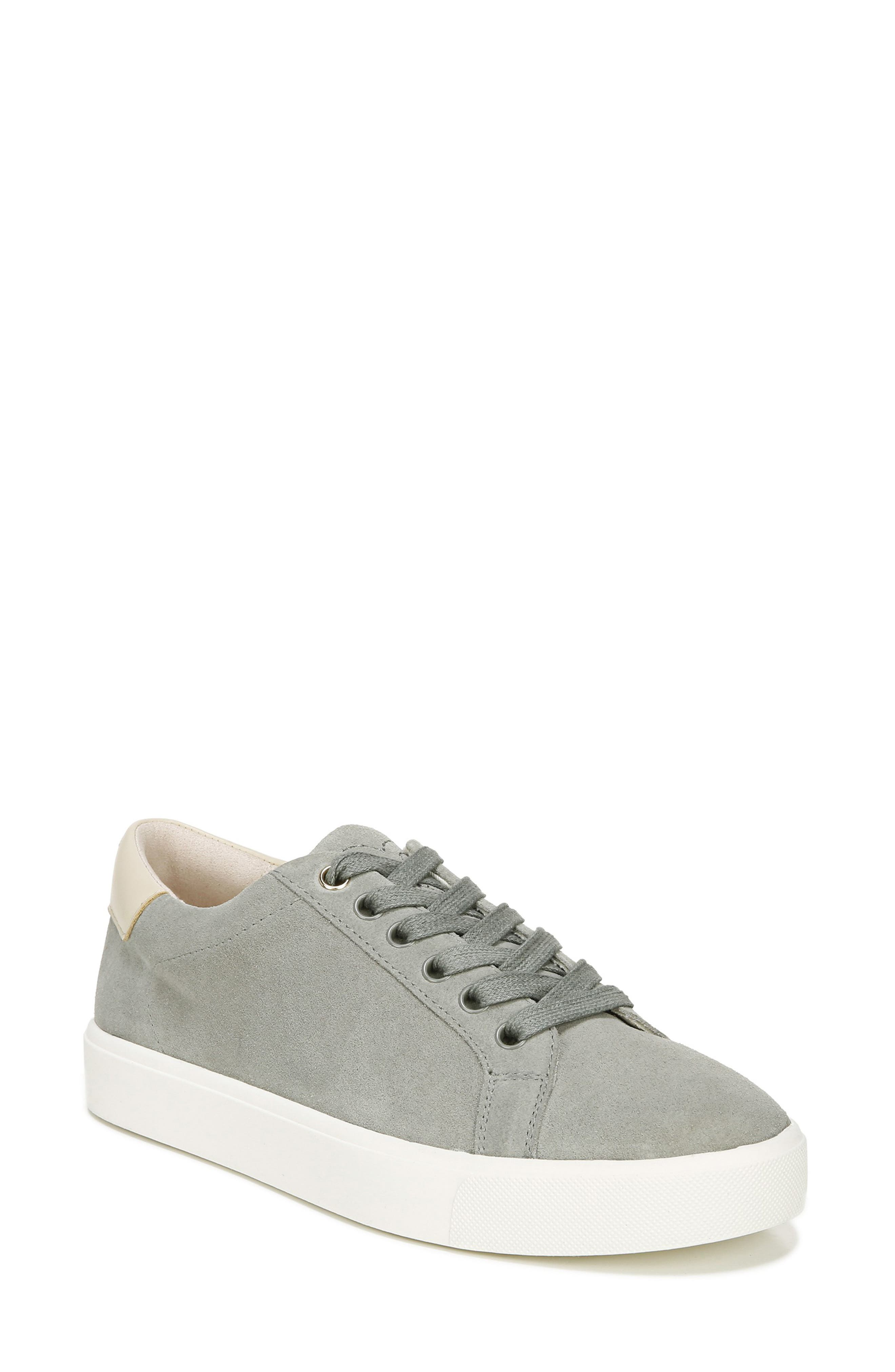 Image of Sam Edelman Ethyl Suede Lace-Up Sneaker