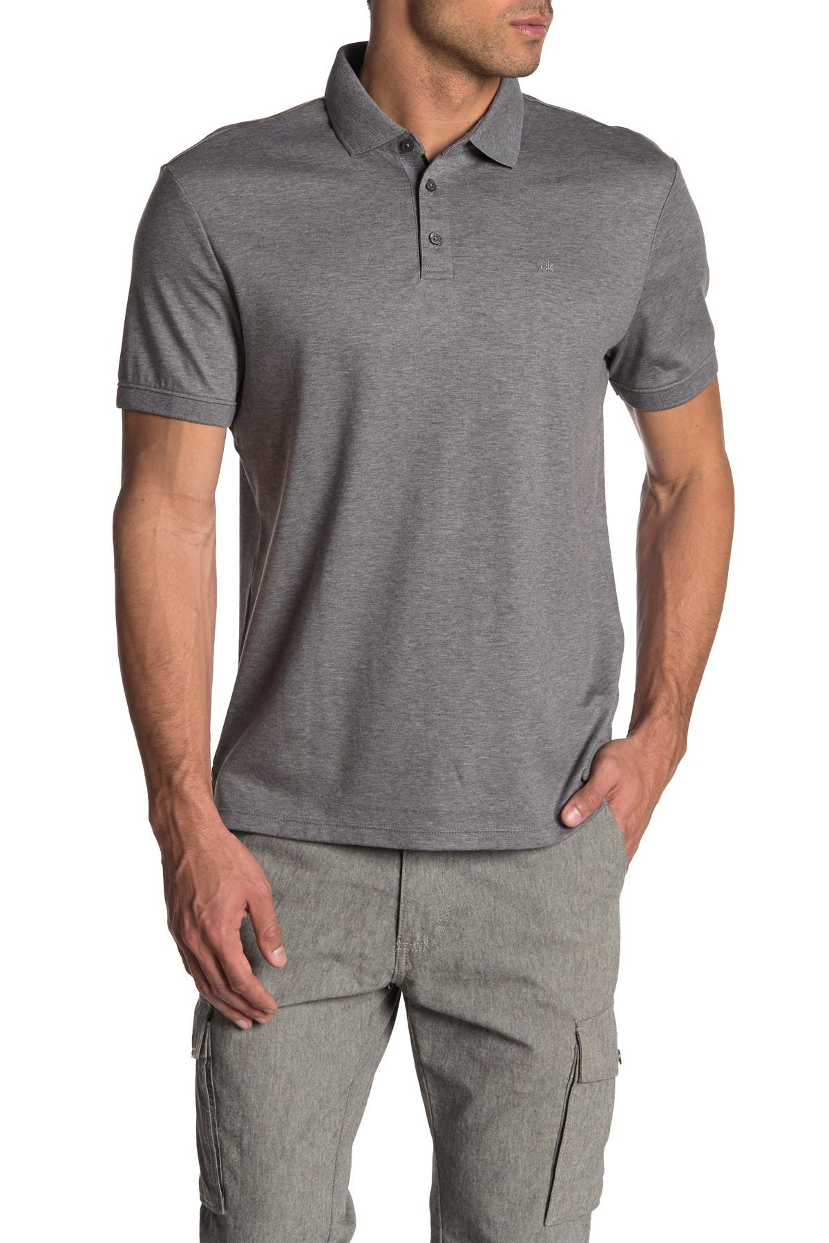 Image of Calvin Klein The Liquid Touch Polo