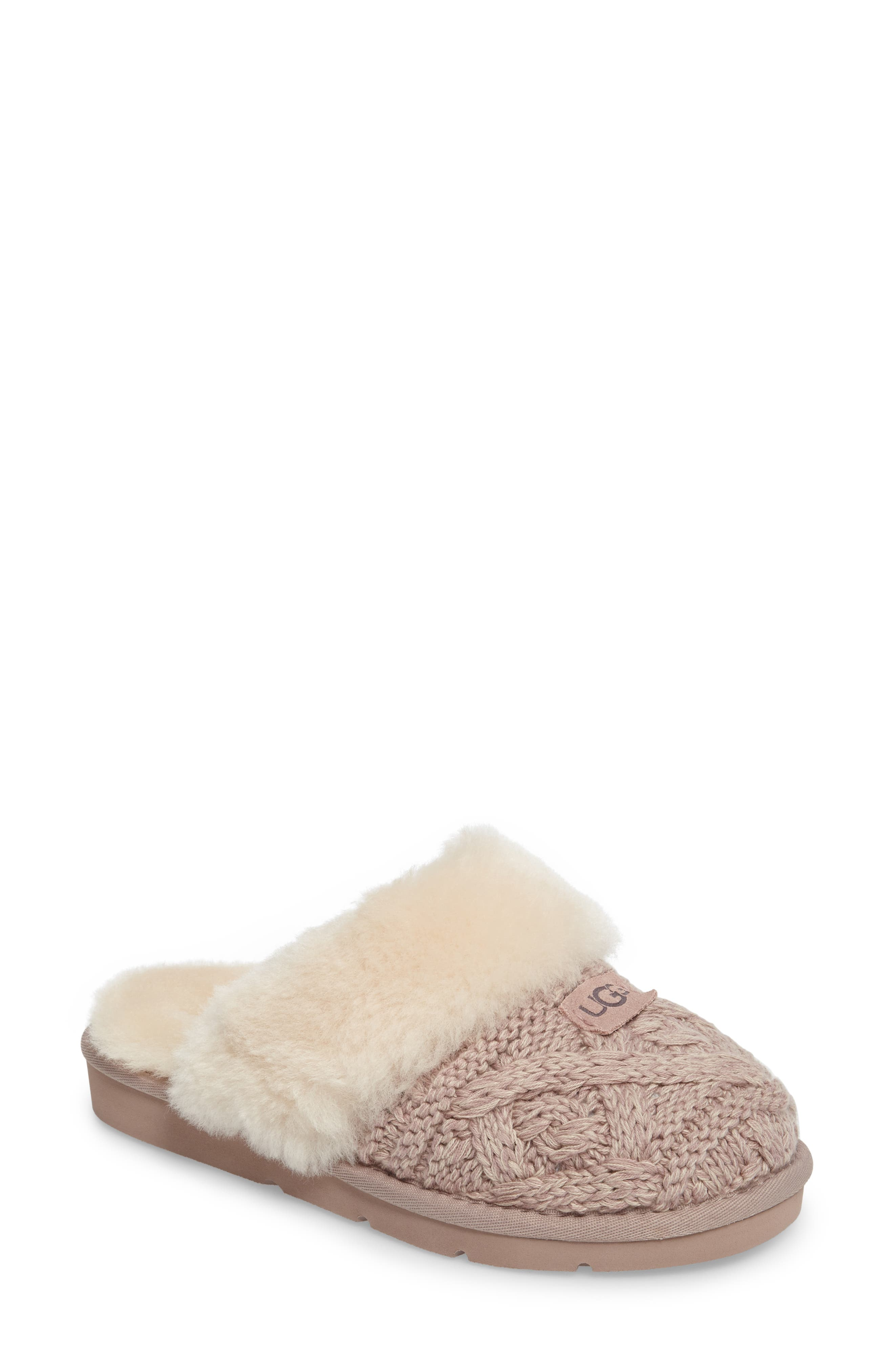 ,                             Cozy Cable Slipper,                             Main thumbnail 15, color,                             502