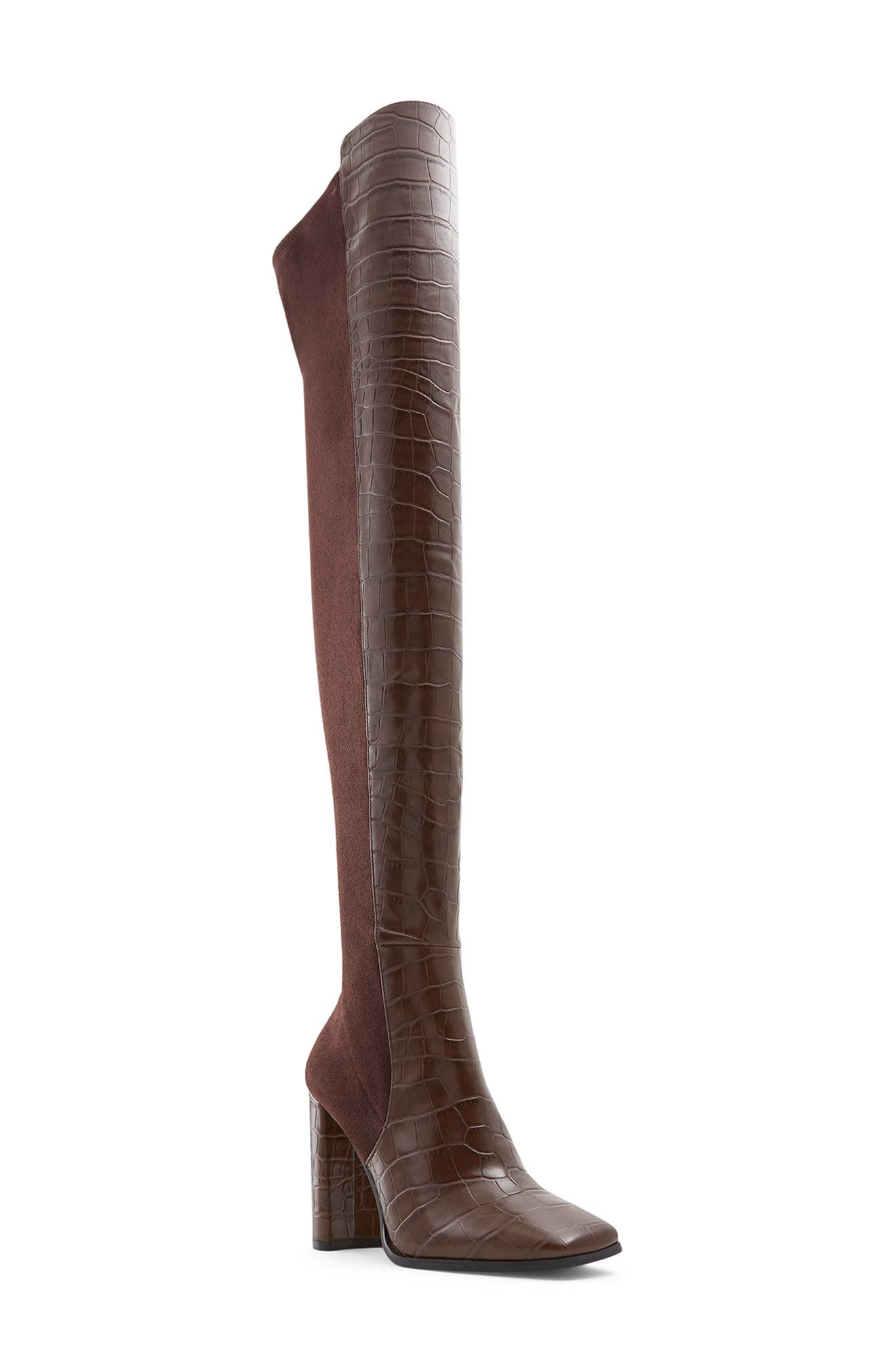 Choan Over The Knee Boot