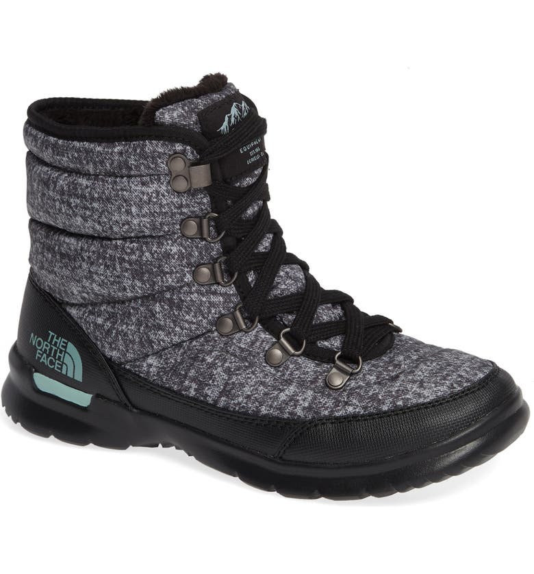 THE NORTH FACE Lace II ThermoBall<sup>™</sup> Insulated Winter Boot, Main, color, 021
