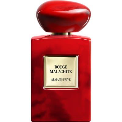 Armani Prive Rouge Malachite Eau De Parfum