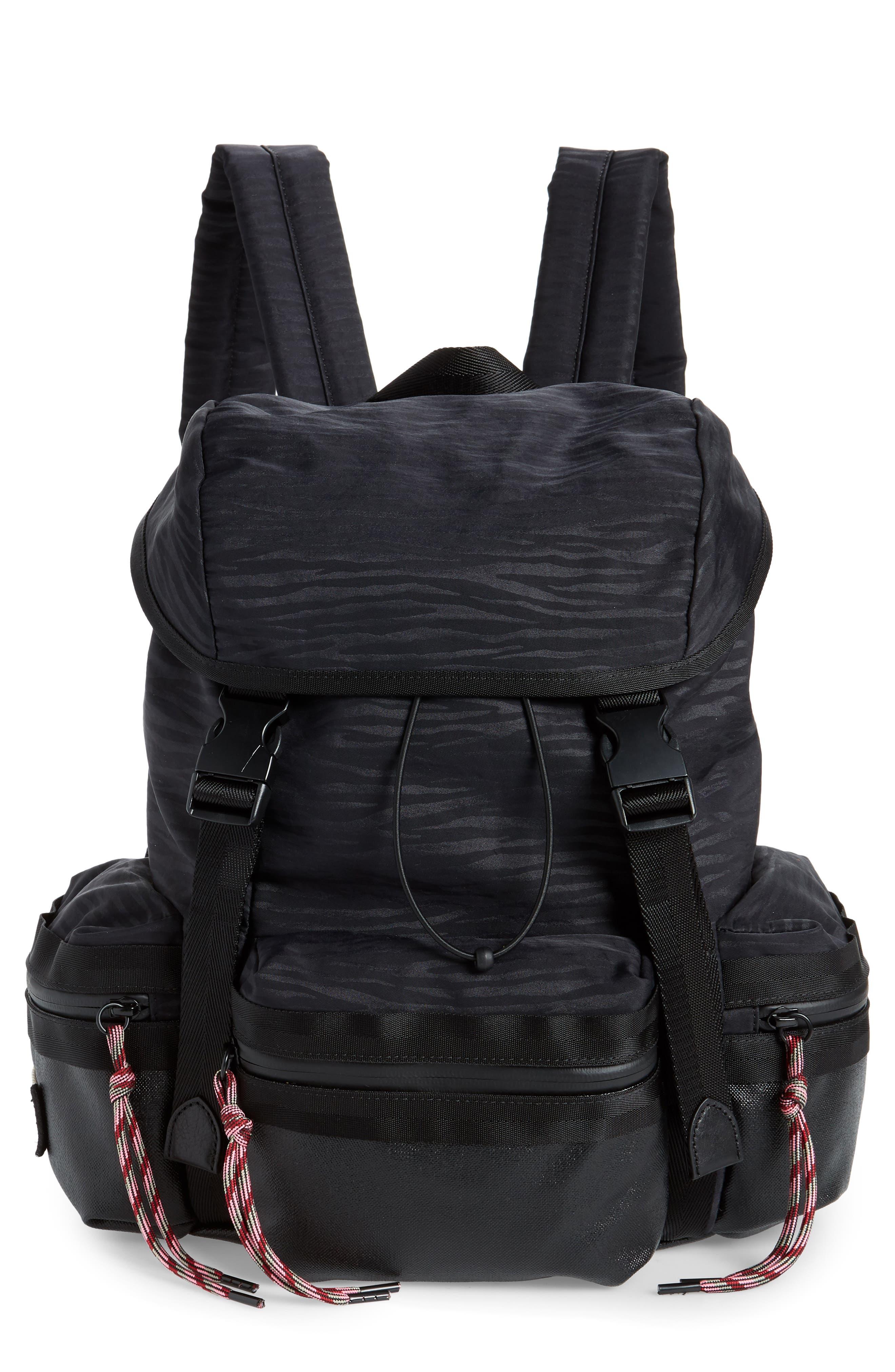 Image of Rebecca Minkoff Downtown Nylon Backpack