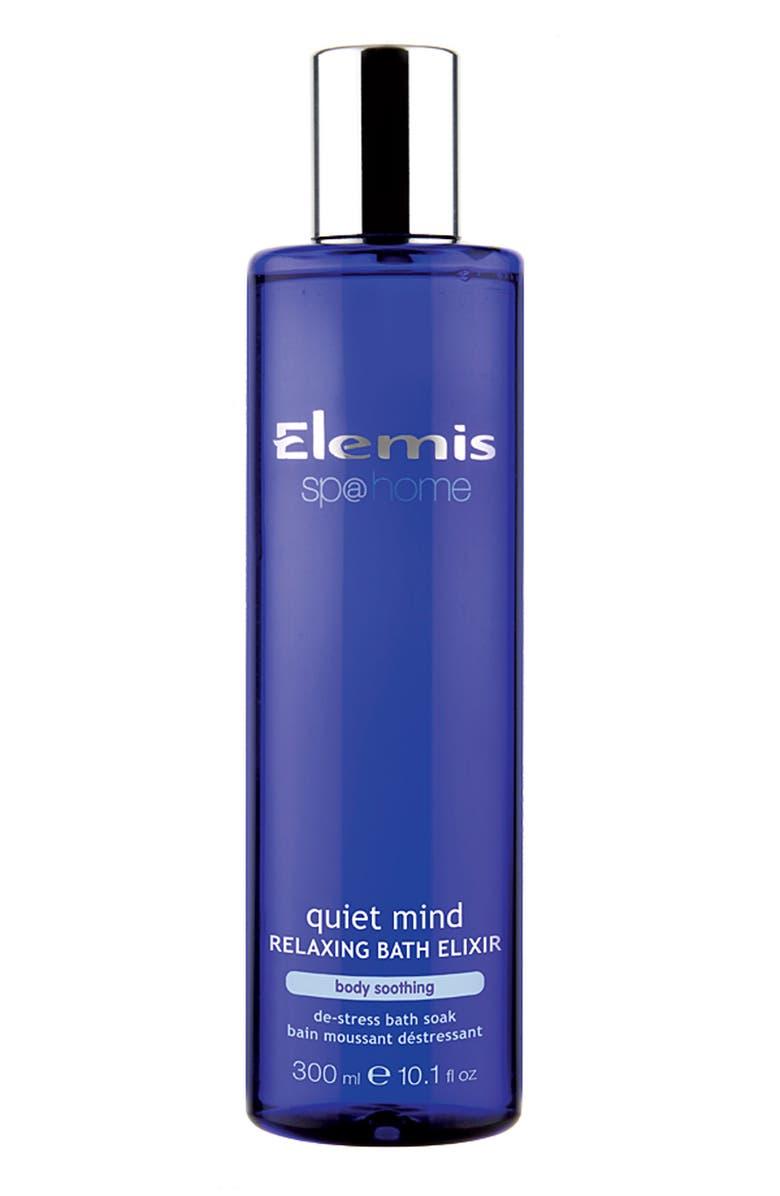 Relaxing Bathroom Colors: Elemis 'Quiet Mind' Relaxing Bath Elixir