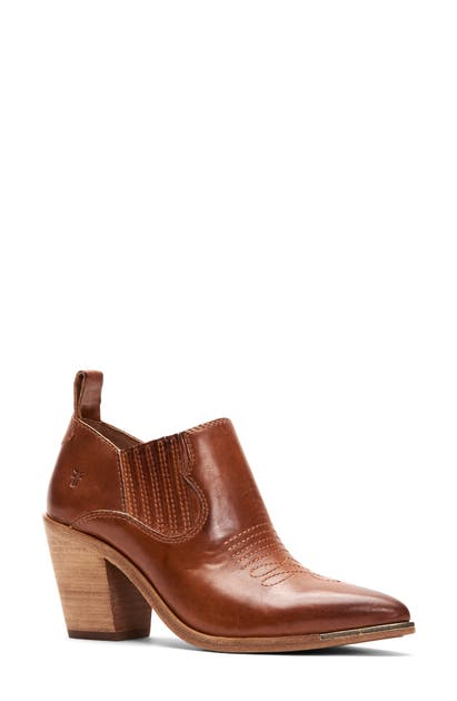Frye Boots FAYE WESTERN BOOTIE
