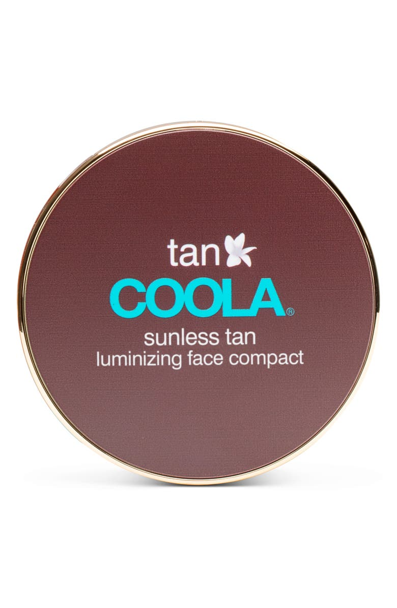 COOLA<SUP>®</SUP> Suncare Organic Sunless Tan Luminizing Face Compact, Main, color, NO COLOR