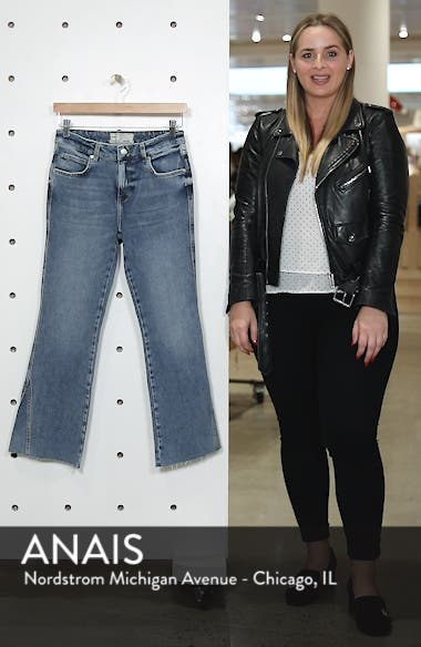 We the Free by Free People Rita Crop Flare Jeans, sales video thumbnail