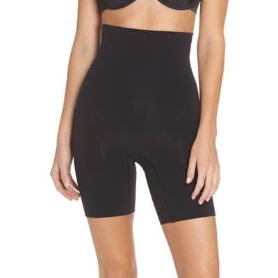 Plus Size Spanx Higher Power Shorts, Black