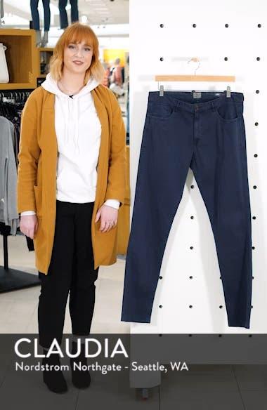 Comfort Twill Straight Leg 5-Pocket Pants, sales video thumbnail