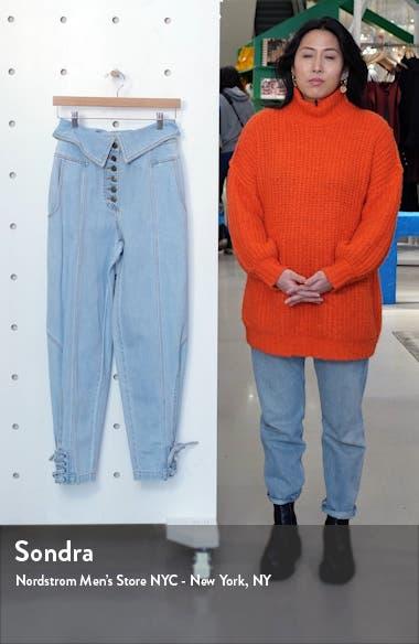 Kingston Foldover Jeans, sales video thumbnail