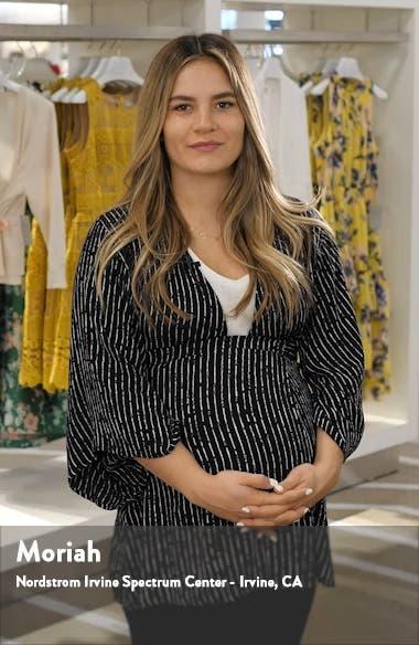 Lita Ruffle Silk Maxi Dress, sales video thumbnail