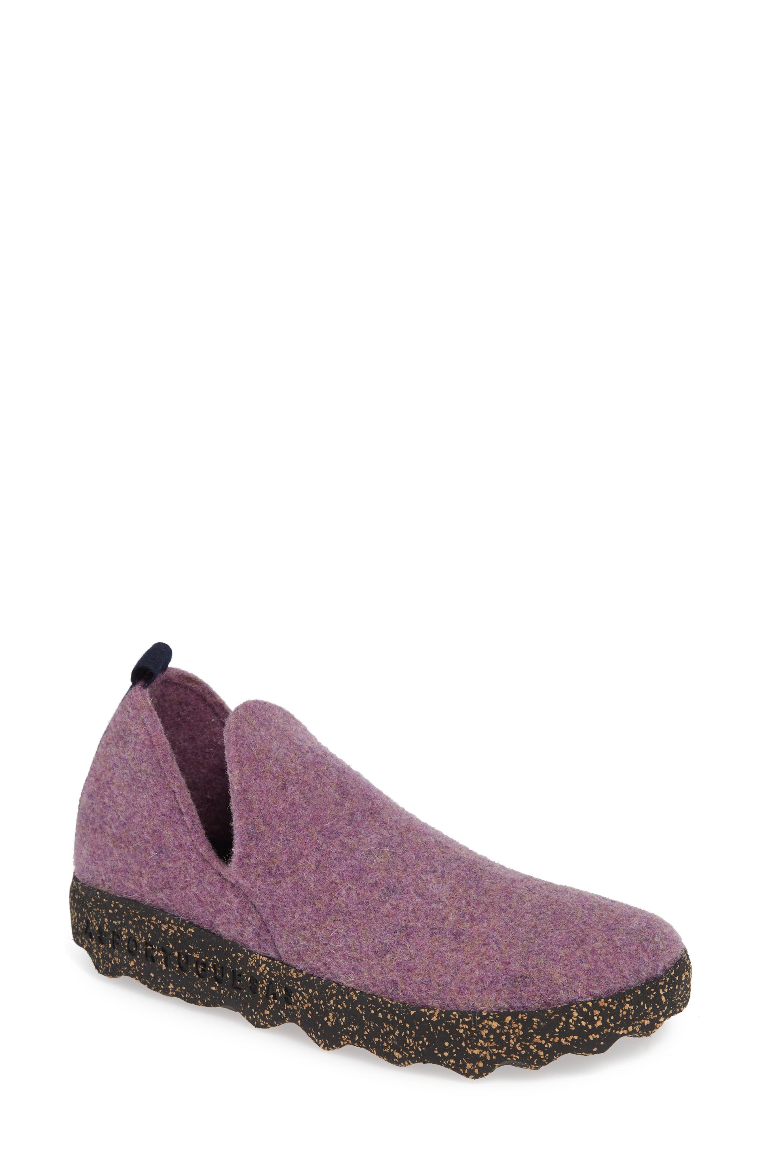 Asportuguesas By Fly London City Sneaker - Purple