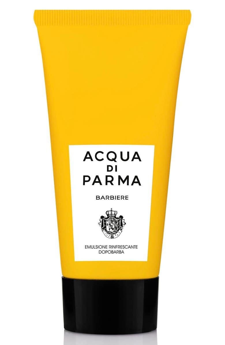 ACQUA DI PARMA Barbiere Refreshing After Shave Emulsion, Main, color, NO COLOR