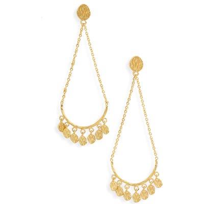 Gorjana Stella Drop Earrings